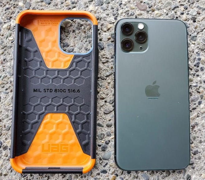 UAG's new Civilian series for the Apple iPhone 11 Pro