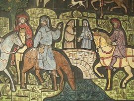 Chaucer pilgrims