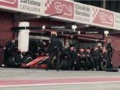 McLaren's NTT Com partnership now helping its F1 team with racing