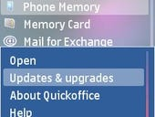 Image Gallery: QuickOffice Premier 4.5 for S60 devices