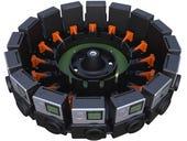 GoPro 360-degrees VR array