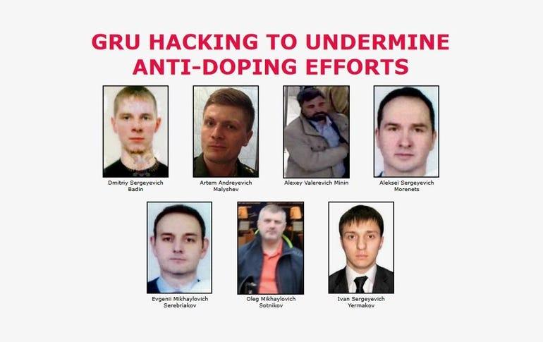 WADA hackers
