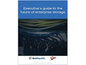 Executive's guide to the future of enterprise storage (free ebook)