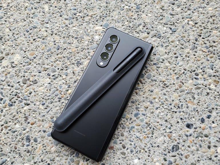 Z Fold 3 with S Pen Fold Edition