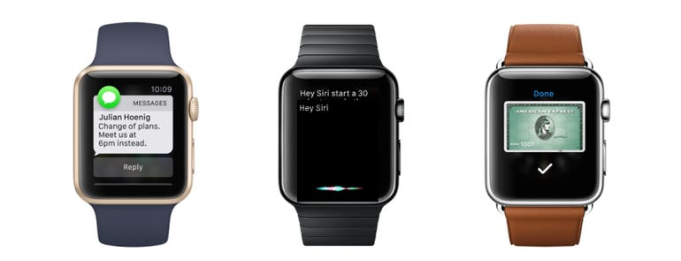 Apple Watch: from: $349.00