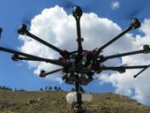 Drones help plant the smart seeds for forest recovery