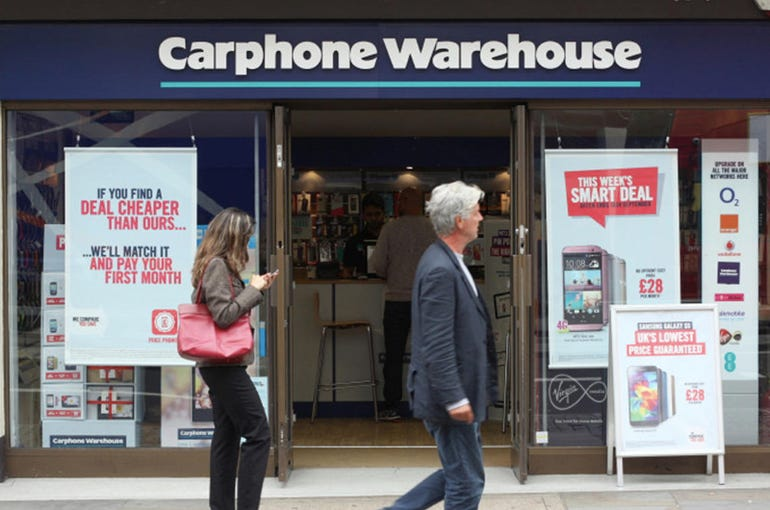 Carphone Warehouse tops UK breach list with 2.4 million affected