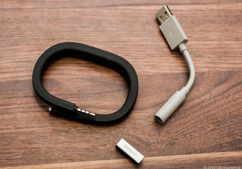 Jawbone UP and USB dongle - Jason O'Grady