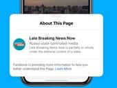Facebook slaps labels on 'state-controlled' media outlets