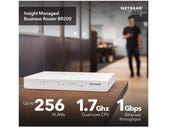 Netgear's BR200 small-business router offers built-in site-to-site VPN