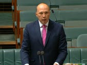 Dutton pushes against encryption yet again but oversight at home is slow