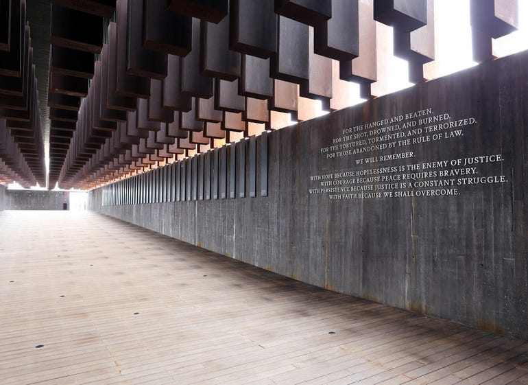 Black History Month: National Memorial for Peace and Justice