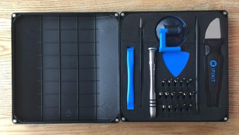 iFixit's Essential Electronics Toolkit