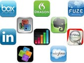 Ten top iPhone apps for business