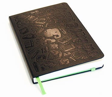 Hands-on with the Evernote Smart Notebook by Moleskine