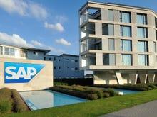 SAP talks up HANA in-memory software sales growth