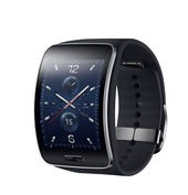 Samsung announces the Gear S while LG officially unveils the G Watch R