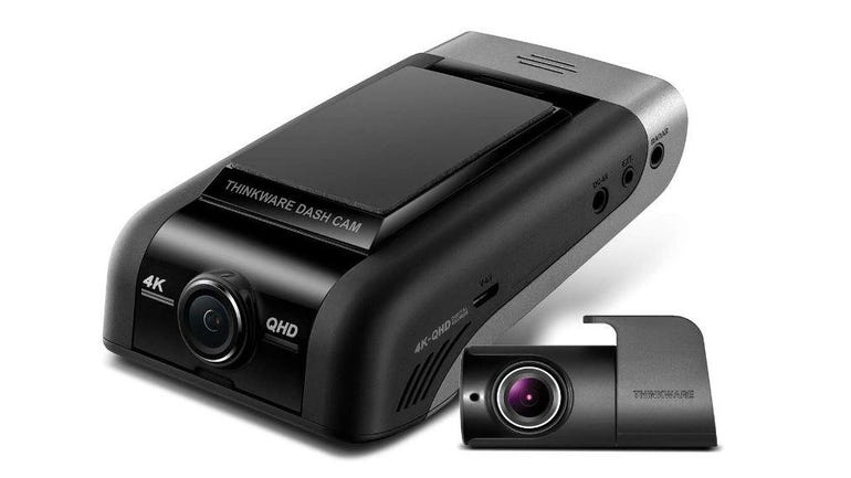 Hands on with the Thinkware U1000 dashcam Superb 4k resolution and good night vision zdnet