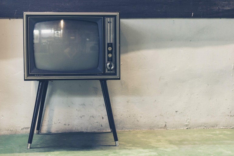 Cathode Ray tube TV