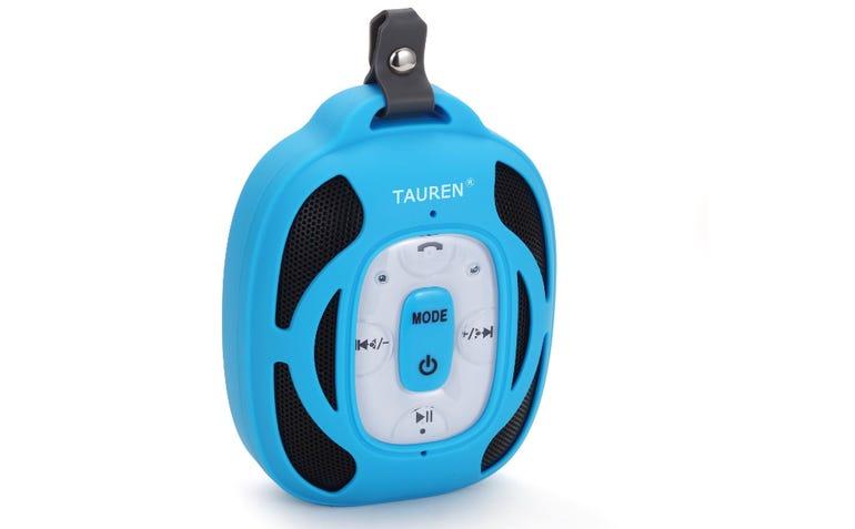 Tauren solar powered wireless outdoor speaker