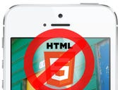 Here's why HTML-based apps don't work