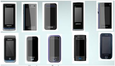 Samsung submission in patent trial