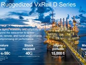 Dell launches rugged version of VxRail, AMD EPYC support