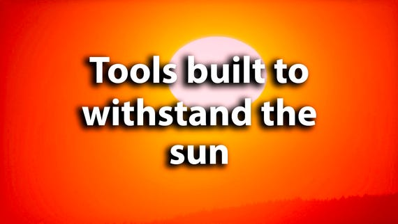 How do you build instruments to explore the sun?
