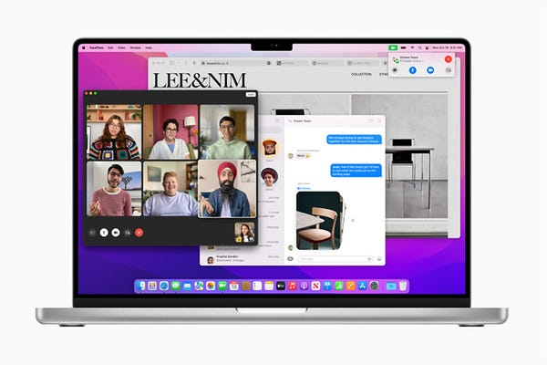 Apple MacOS Monterey (12.0.1): Productivity firmly back on the menu
