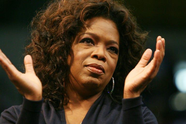 Oprah Winfrey, CEO of OWN