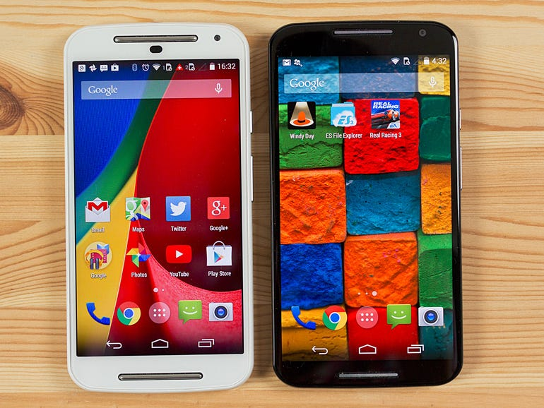 Motorola Moto X 2nd-Generation ($200-$249)