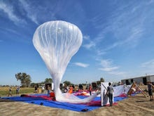 Google's Project Loon: Now its internet-beaming balloon tests take off in Sri Lanka