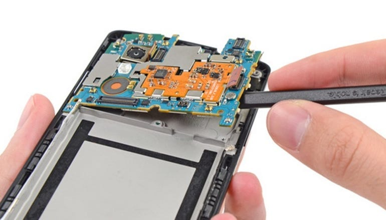 Inside the Nexus 5