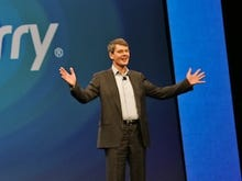BlackBerry's bid to find buyer fails; chief executive Heins out