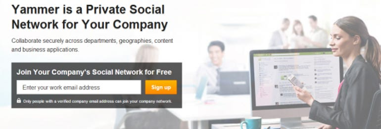 yammersocialnetworksignup