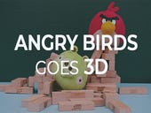 Angry Birds goes 3D