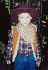 Matt Mullenweg as a boy