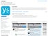 Yammer has mature mobile clients for both iOS (4 out of 5 stars) and Android (3 out of 5 stars)