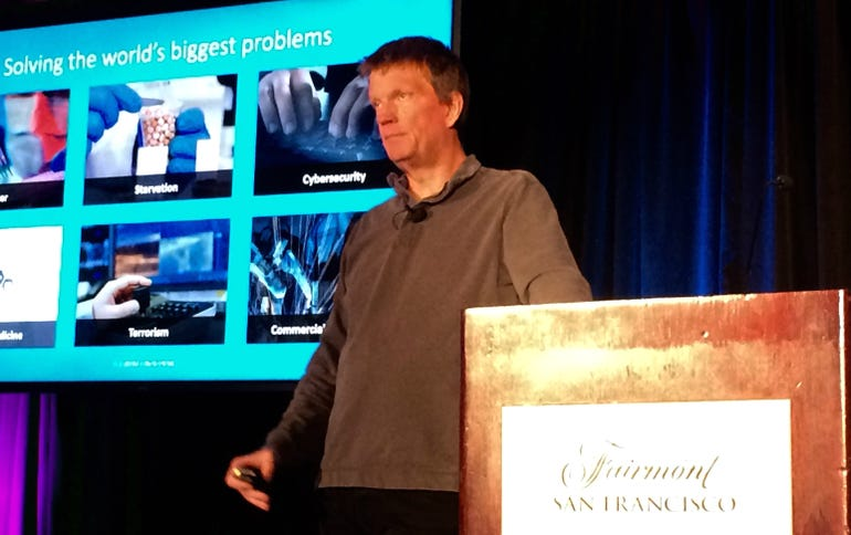 Cloudera Chief Strategy Officer, Mike Olson