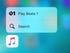 3D Touch for Music