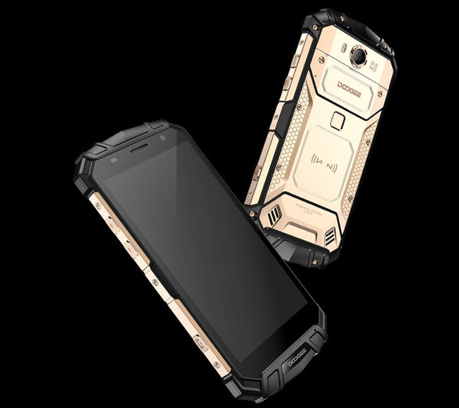 Doogee S60 (about $330)
