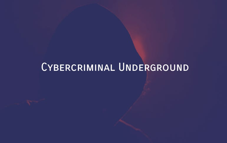 Hackers and the cybercriminal underground