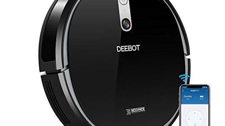 Hands on with the Deebot 711 robot vacuum A super clever cleaner for the home or office zdnet