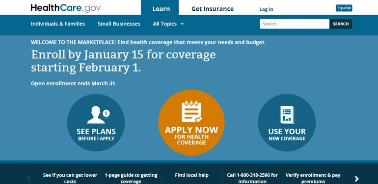 healthcare site