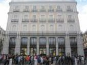 In pictures: Apple's new store in Madrid