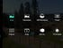 Selection of camera modes