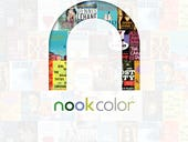 Over 100 images showing nearly all the functions of the B&N NOOKcolor