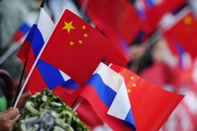 Russia, China promise not to launch cyber-attacks at each other