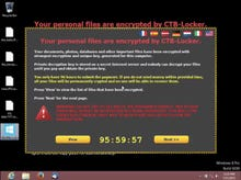 Ransomware is now the biggest cybersecurity threat