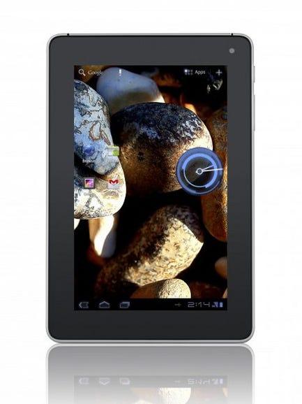 Orange Tahiti Android tablet